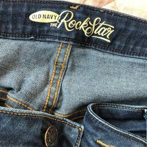 Old Navy Jeans - Old Navy Rockstar Jean